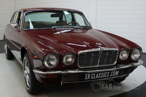 Jaguar XJ6 4.2 SWB 1974 till salu