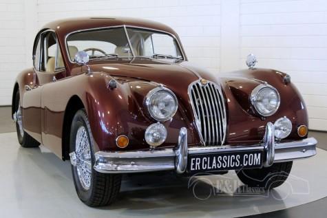 Jaguar XK140 FHC 1956 for sale