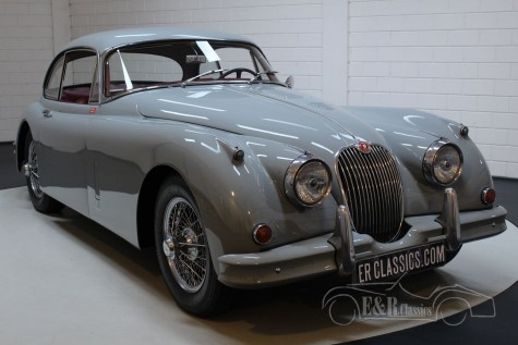 Jaguar XK150 FHC 1959 till salu