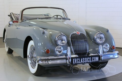 Jaguar XK150 S DHC LHD 1959 for sale