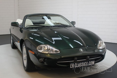 Predaj Jaguar XK8 Cabriolet 1998