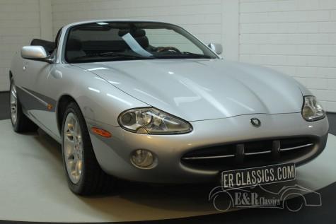 Jaguar XK8 cabriolet 2001 till salu