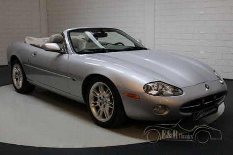Jaguar XK8 2002 na prodej