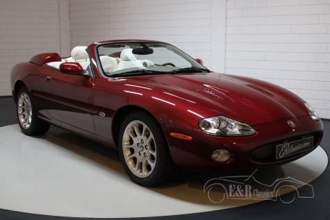 Jaguar XKR 2001 till salu