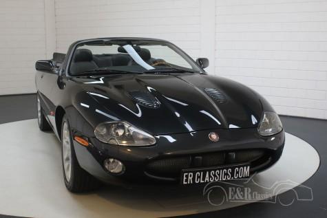 Jaguar XKR Cabriolet 2001 na prodej