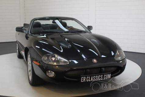 Jaguar XKR Cabriolet 2001 eladó