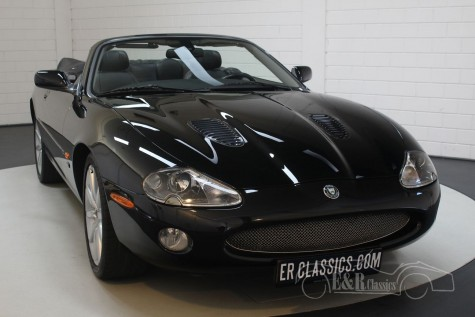 Jaguar XKR Cabriolet 2003 na prodej