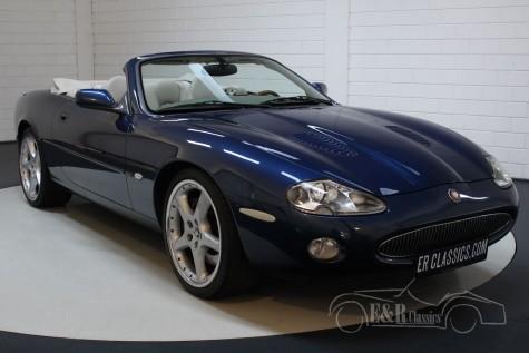 Jaguar XKR Cabriolet 2000 till salu