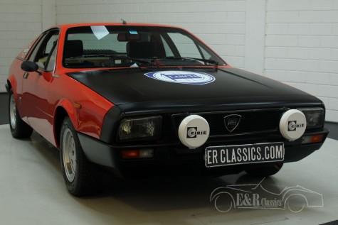 Lancia Beta Montecarlo 1976  for sale