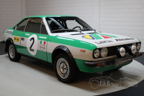 Sprzedaż Lancia Beta 1600