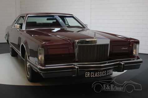Lincoln Continental Mark V 1978 para la venta