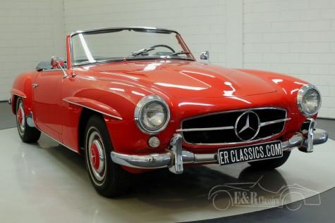 Mercedes-Benz 190SL Cabriolet 1961 for sale