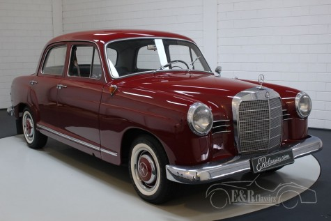 Venda Mercedes-Benz 180 Ponton 1961