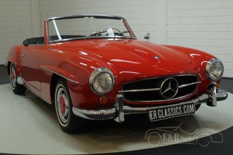 Mercedes-Benz 190 SL cabriolet 1962  for sale