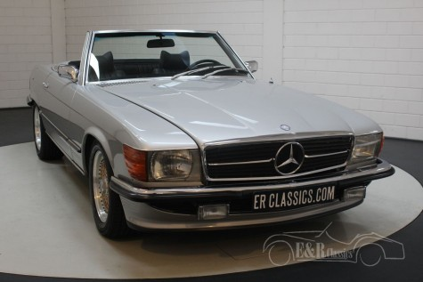 Mercedes-Benz 450SL 1973  for sale