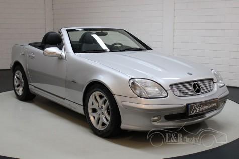 Mercedes-Benz SLK 200 Kompressor Final Edition 2003 na prodej