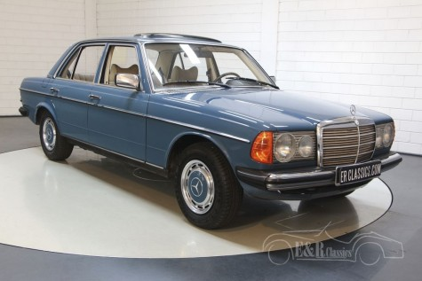 Mercedes-Benz 200 (W123) for sale