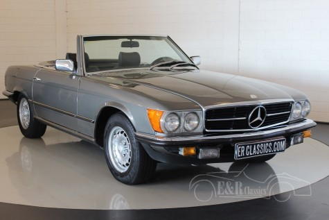Mercedes-Benz SL 280 cabriolet 1980  for sale