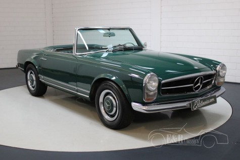 Mercedes-Benz 230SL Pagode 1965 for sale