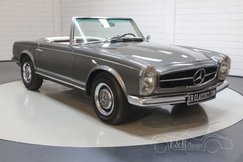 Prodej Mercedes-Benz 230 SL
