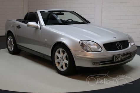 Mercedes-Benz SLK230 1998 eladása