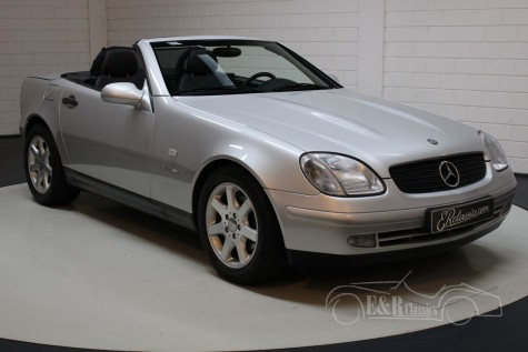 Mercedes-Benz SLK230 1998 till salu