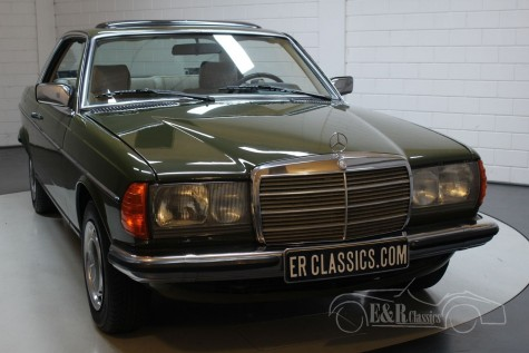 Mercedes-Benz 280CE Coupé W123 1981 for sale