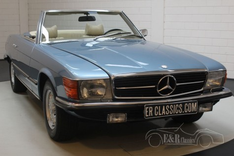 Mercedes-Benz 280SL 1975  for sale
