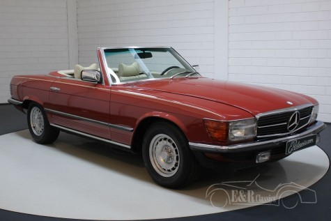 Mercedes Benz 280SL 1977  for sale