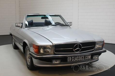 Predaj Mercedes-Benz 280 SL Cabriolet 1977