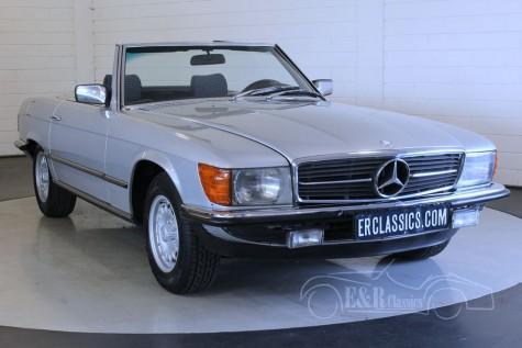 Mercedes-Benz 280 SL Cabriolet 1981 for sale
