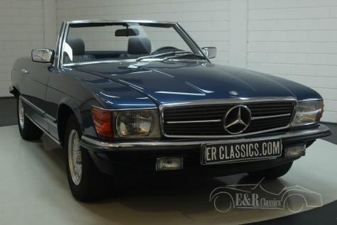 Mercedes Benz 280SL cabriolet 1985  for sale
