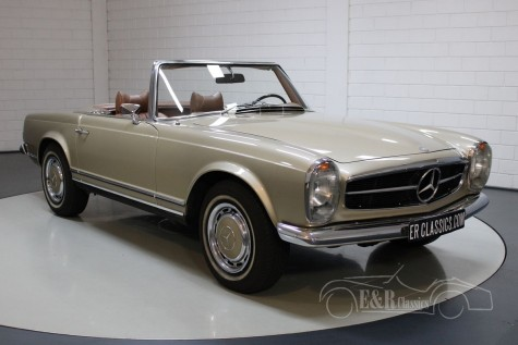 Mercedes-Benz 280 SL for sale