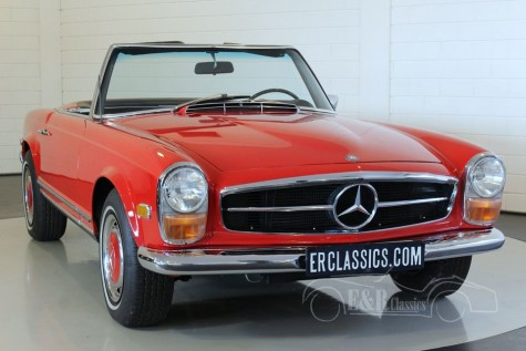Mercedes-Benz 280SL Pagode 1968  for sale