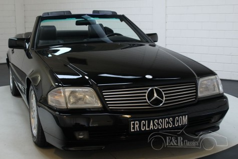 Cabriolet 300 de Mercedes-Benz 1992SL venda