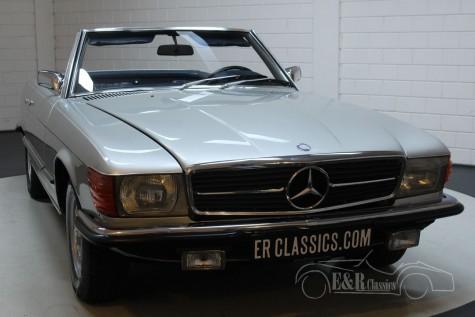 Eladó Mercedes-Benz 350SL Cabriolet 1971