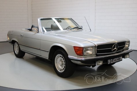 Venda Mercedes-Benz 350SL Roadster 1971