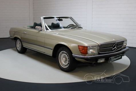 Mercedes-Benz 350SL convertible 1972 for sale