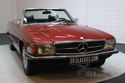 Mercedes-Benz 350SL Cabriolet 1971 till salu