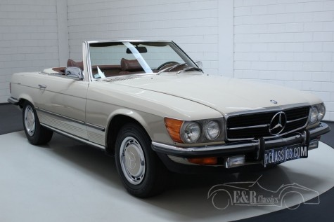 Mercedes-Benz 350SL 1972  for sale