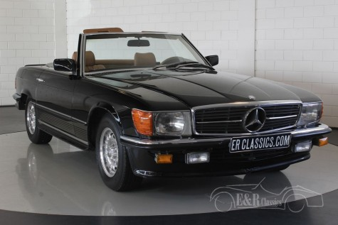 Mercedes-Benz 380 SL Cabriolet 1985 for sale