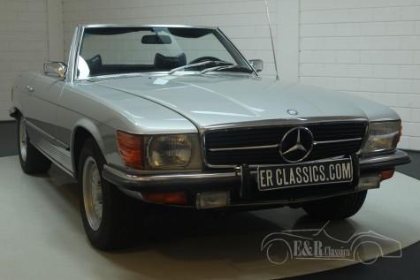 Mercedes-Benz 450SL cabriolet 1972 for sale