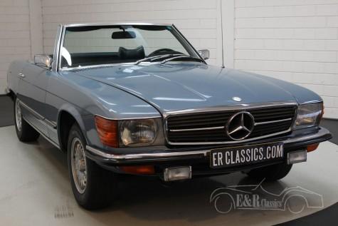 Eladó Mercedes-Benz 450SL Cabriolet 1973