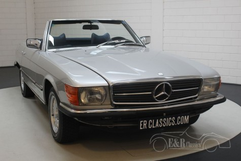 Mercedes-Benz 450 SL 1978 eladása