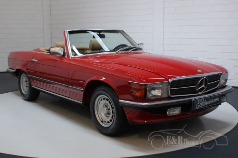 Mercedes-Benz 450SL 1980  for sale