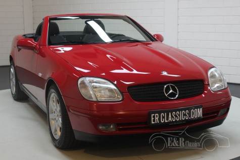 Sprzedaż Mercedes-Benz SLK 200 Roadster 1997