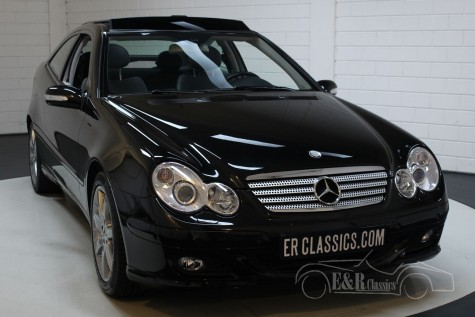Mercedes-Benz C350 Sports Coupé 2005 en venta