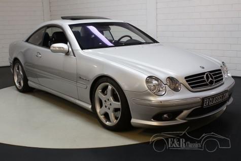 Prodám Mercedes-Benz CL55 AMG
