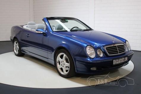 Mercedes-Benz CLK 200 eladó