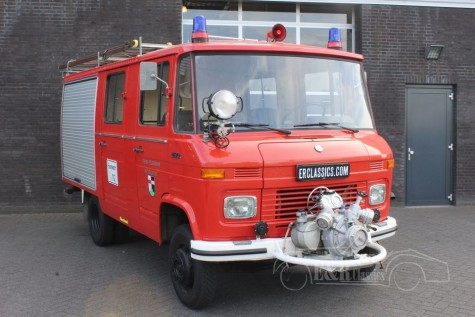 Mercedes-Benz LF 409 Firetruck 1979 for sale